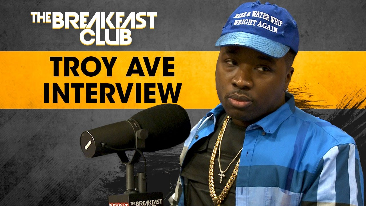 Troy Ave Speaks On Irving Plaza Incident, Attempts On His Life, Jail Time & More