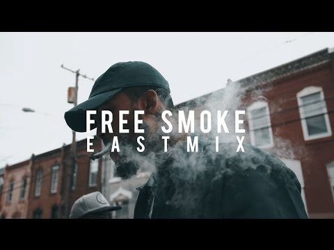 "Dave East- ""Free Smoke #EASTMIX"" [FREESTYLE]"