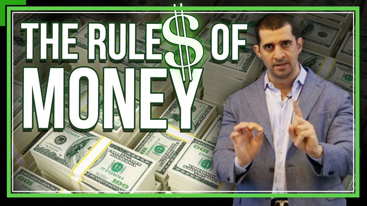 The 20 Rules Of Money