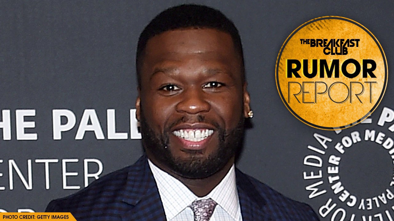 50 Cent No Longer Working With EFFEN Vodka