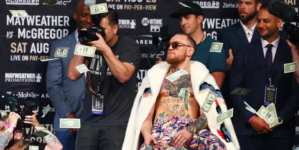 MAYWEATHER vs. McGREGOR-THE GREAT WHITE HYPE