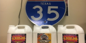 Texas Woman Busted With 75 Pounds Of Liquid Meth In Cleaning Jugs