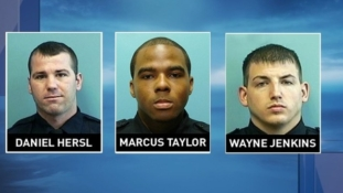 Corrupt Baltimore Cops Charged With Racketeering Pick Up New Robbery Charges