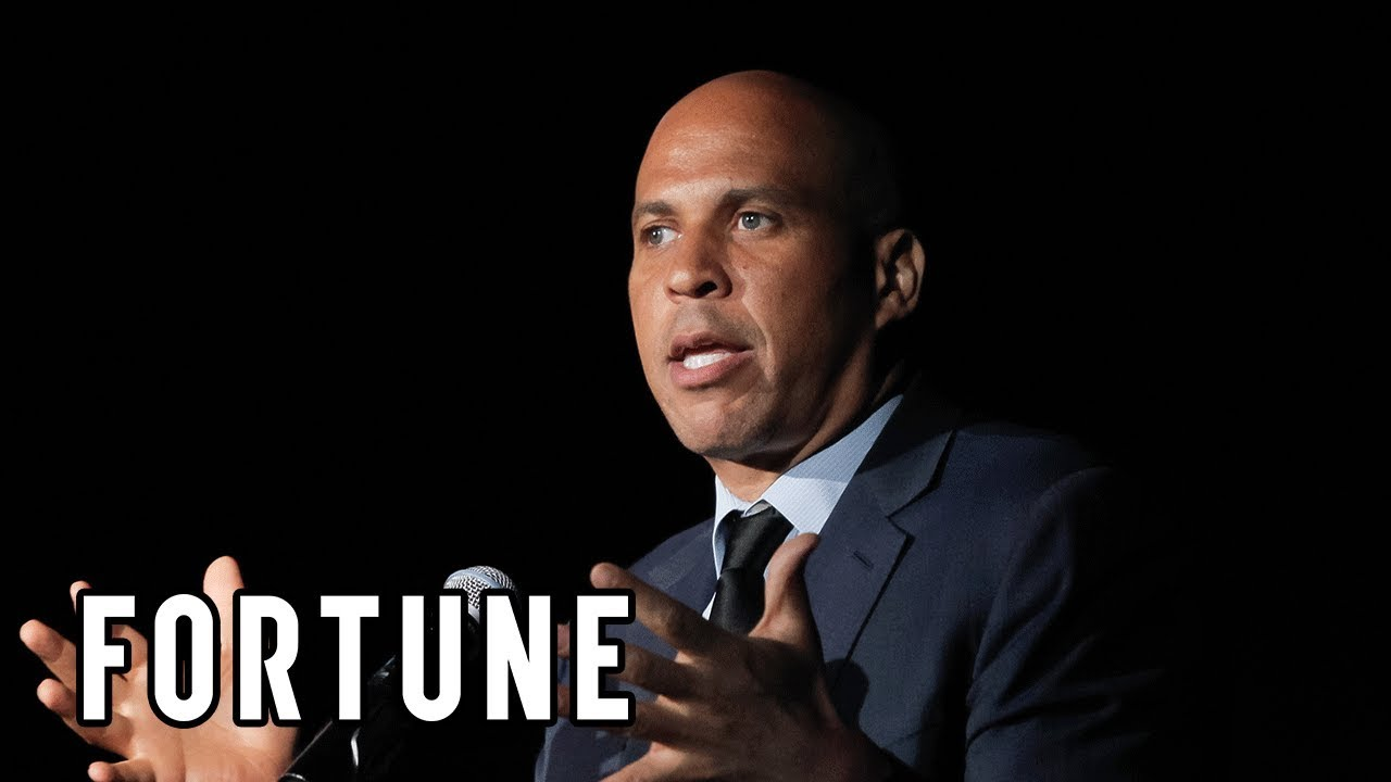 Sen. Cory Booker Introduces New Bill to Legalize Weed