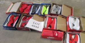 Authorities In Ohio Auctioning Off Convicted Drug Dealer's Sneaker Collection