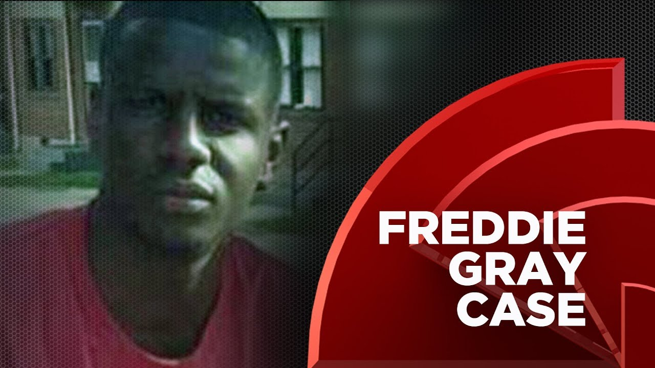 DOJ Will Not File Civil Rights Charges Against The Cops In The Freddie Gray Case