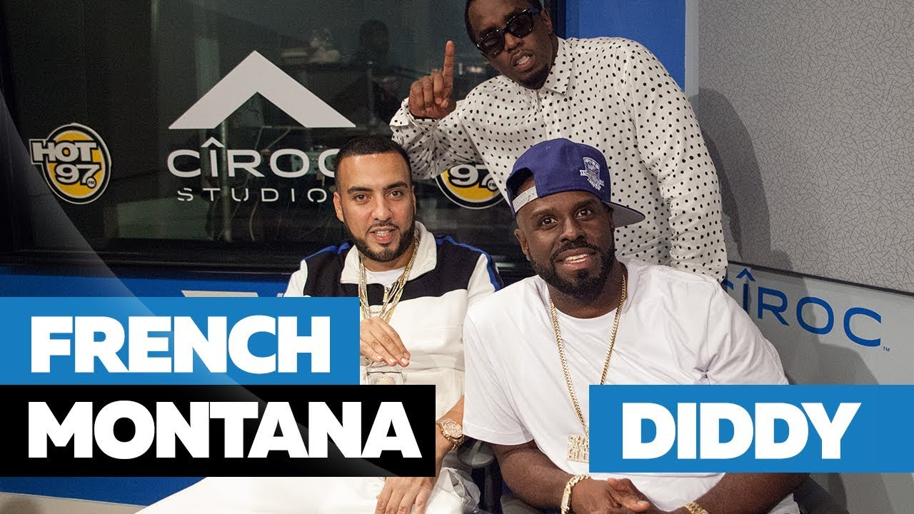 French Montana & Funk Flex Talk Being Poor, Cocaine City & Akon Gifting Fake Rolex
