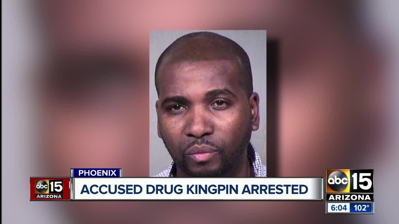 New York Kingpin Busted In Phoenix