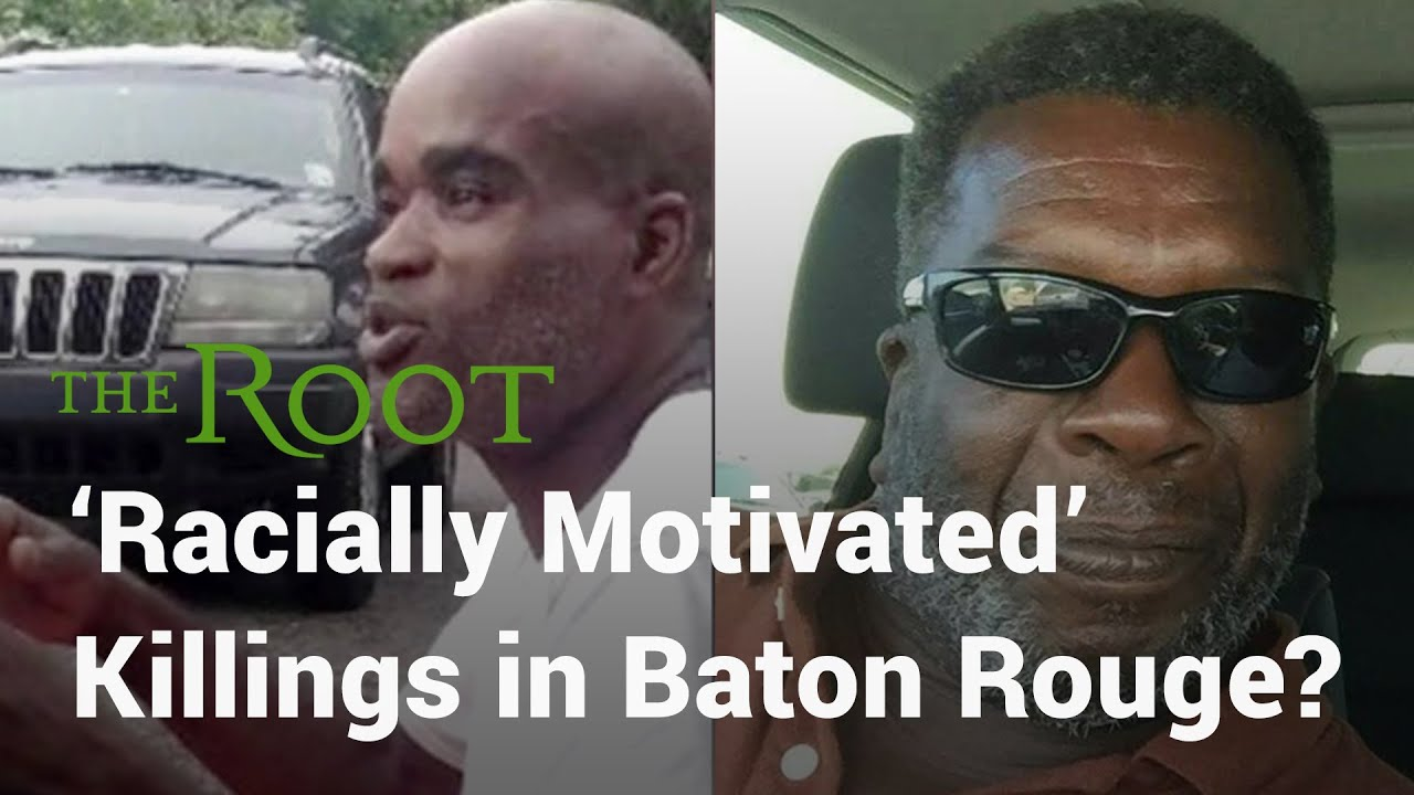 Suspect In Racially Motivated Killings In Baton Rouge Already Released