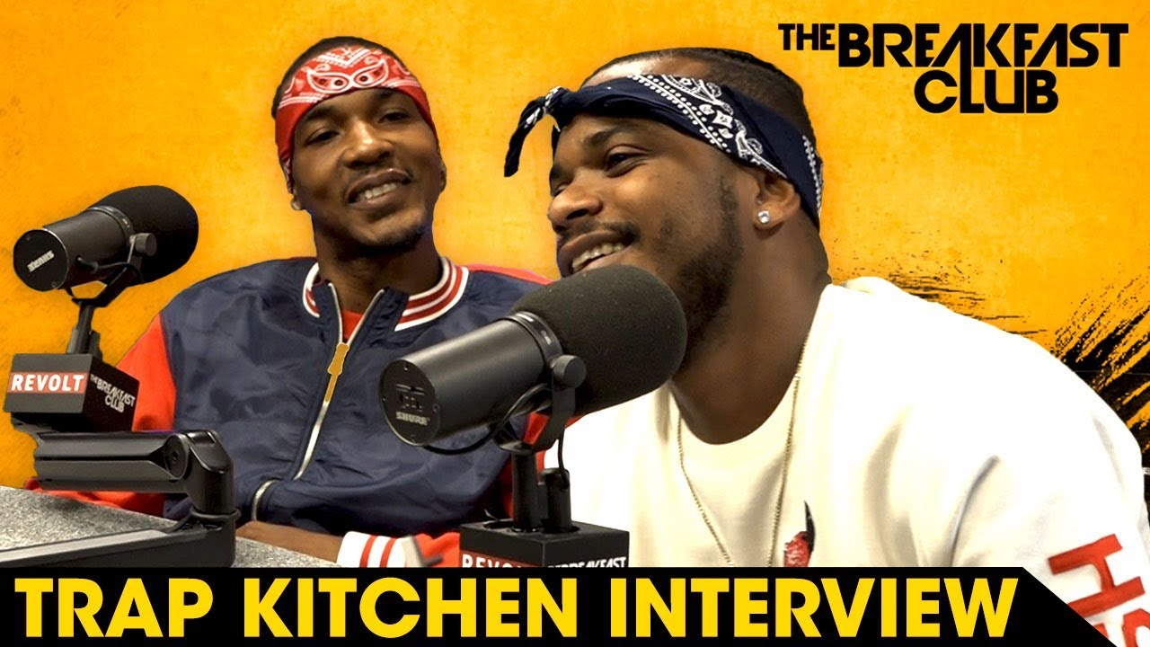 Trap Kitchen: How Two Opposing Gang Members Formed A Bond Over Food
