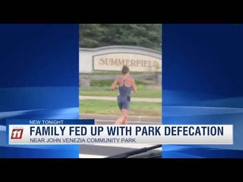 WTF?: Female Jogger In Colorado Keeps Shitting In Front Of Family's Home
