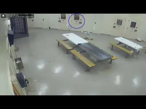 Inmate Kills Cellie & Hides Body Without Guards Noticing