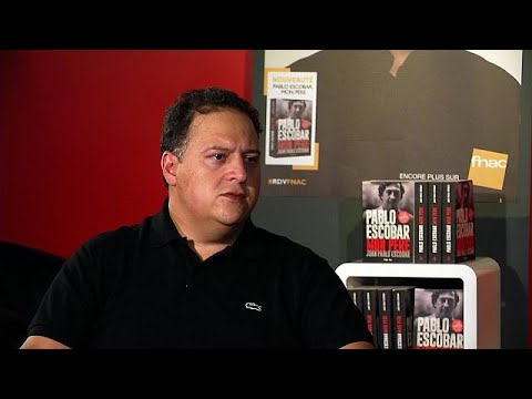 Pablo Escobar's Son Opens Up About His Father