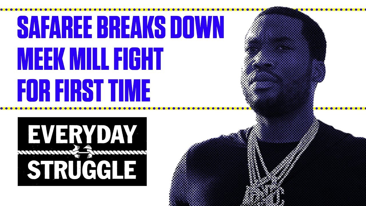 Safaree Breaks Down Meek Mill Fight For First Time