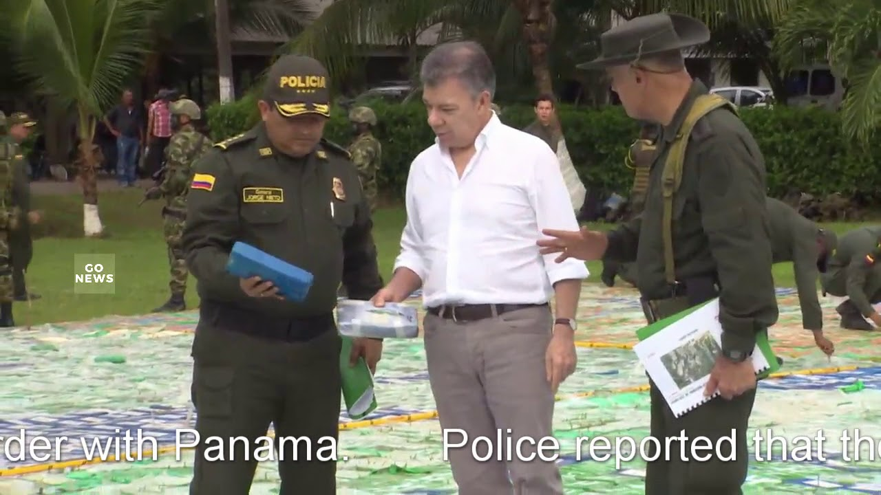 $360 Million In Coke Seized In The Biggest Bust In The History Of Colombia