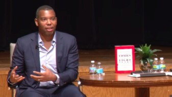 Why White People Can't Say The N-Word When Black Folks Do According To Ta-Nehisi Coates