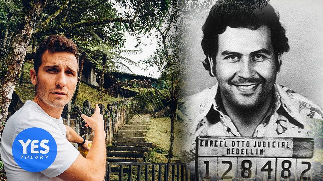 A Look At Pablo Escobar's Abandoned Prison Today