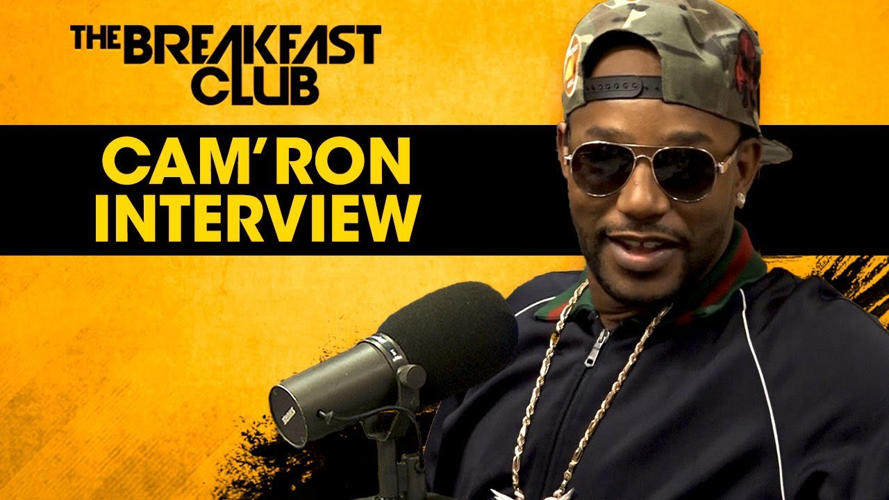 Cam'ron Breaks Down The Ma$e Beef, Says There's More Stories To Be Told