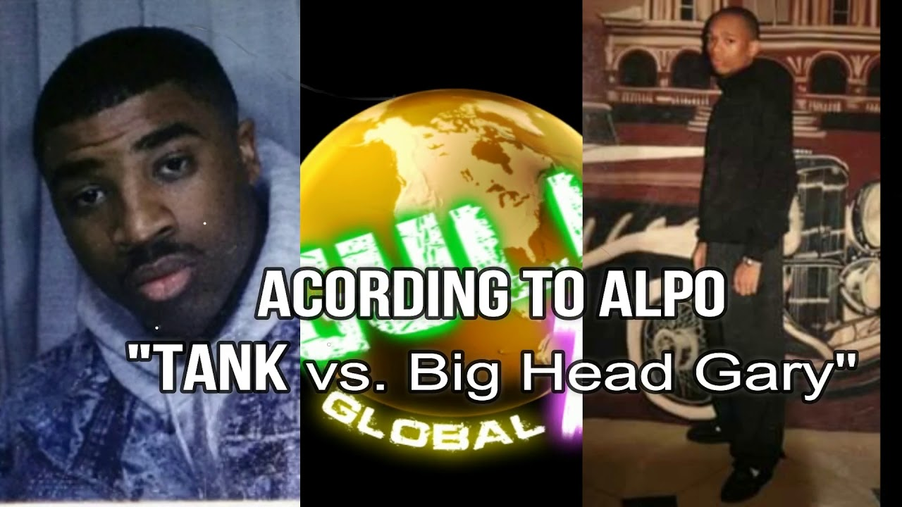 "Ears Da Christ Speaks On Alpo In DC & ""Big Head Gary"" Killing Andre ""Tank"" Johnson"