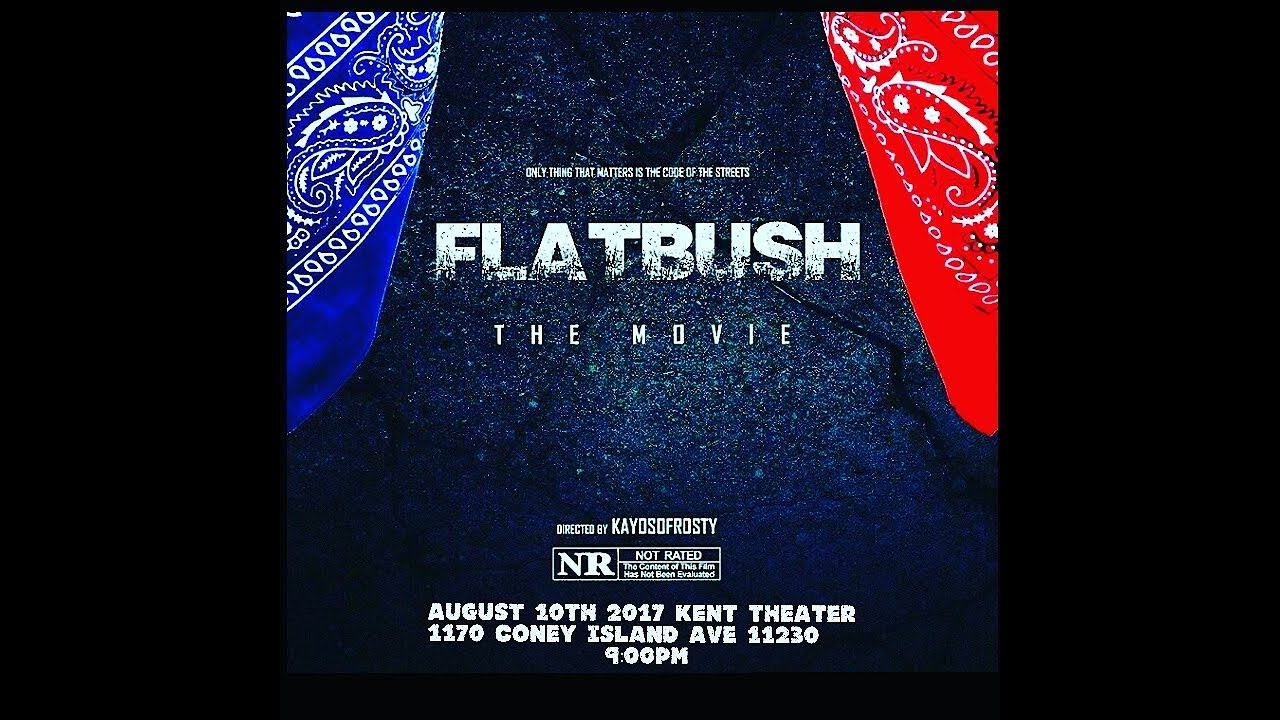 Flatbush: The Movie, Shows How The Crips & Bloods Made It To NYC (Mainly Brooklyn)