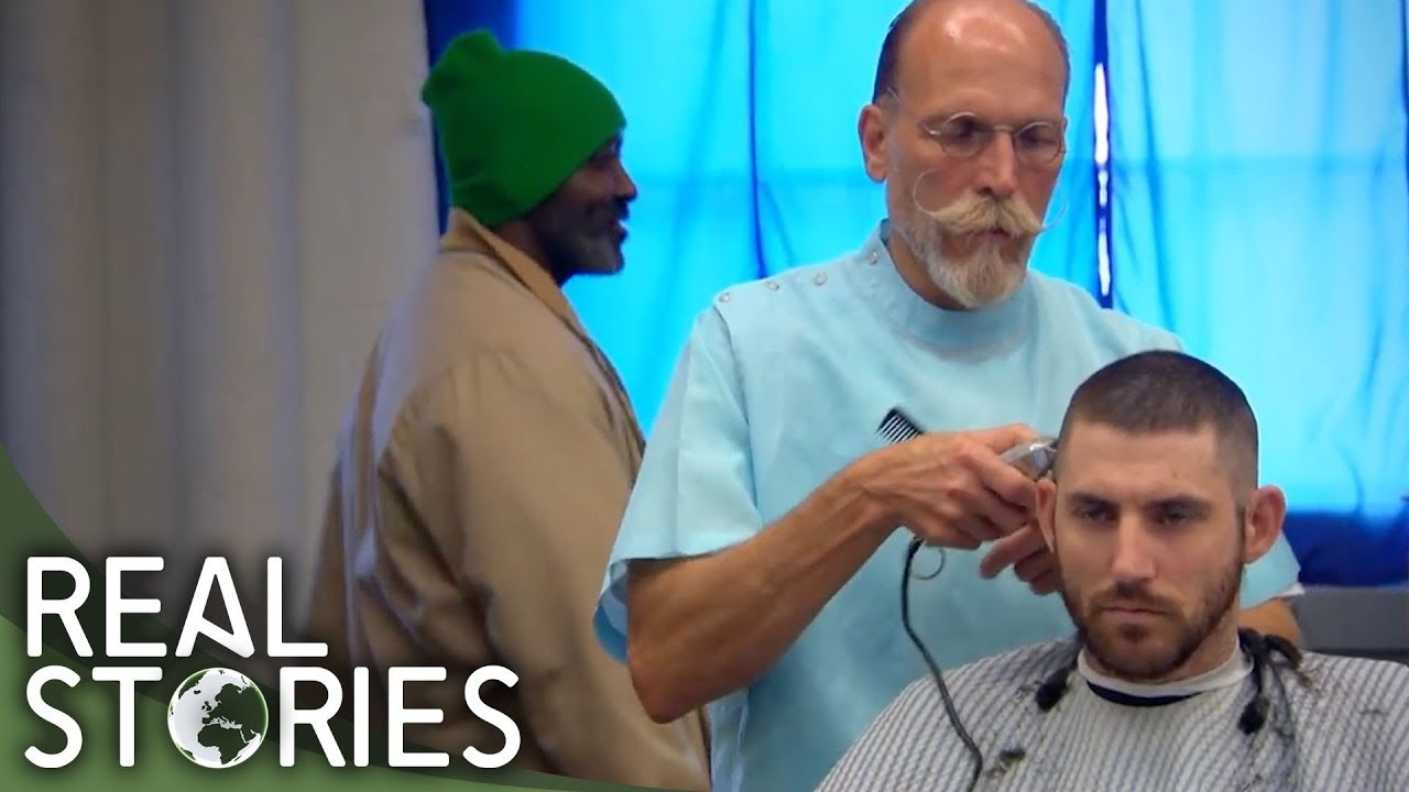 Inside the Barber Shop Within a Maximum Security Prison