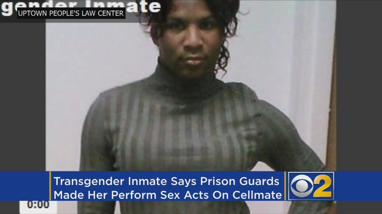 Transgender Inmate Seeks Protection Order Against Prison Guards