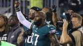 Malcolm Jenkins Of The Philadelphia Eagles Invites Former Juvenile Lifer Kempis Songster To Join Him At The Super Bowl