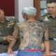 74-Year-Old Fugitive Gangster From Japan Captured Due To Tattoos