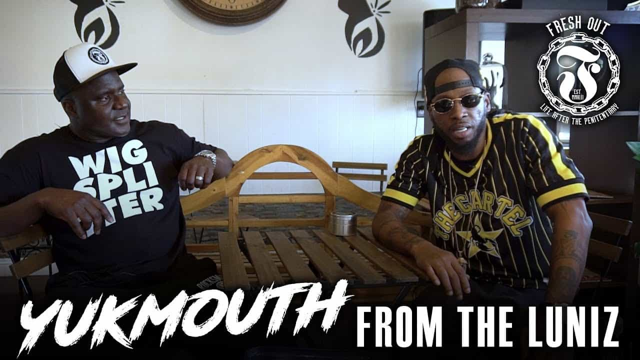 Yukmouth from the Luniz – Fresh Out: Life After the Penitentiary