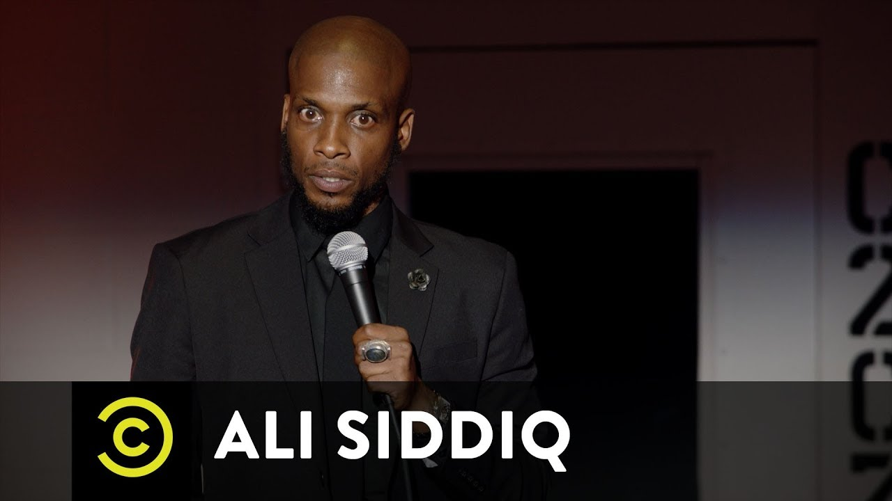 Ali Siddiq: It's Bigger Than These Bars – Getting Arrested & Staying Fit