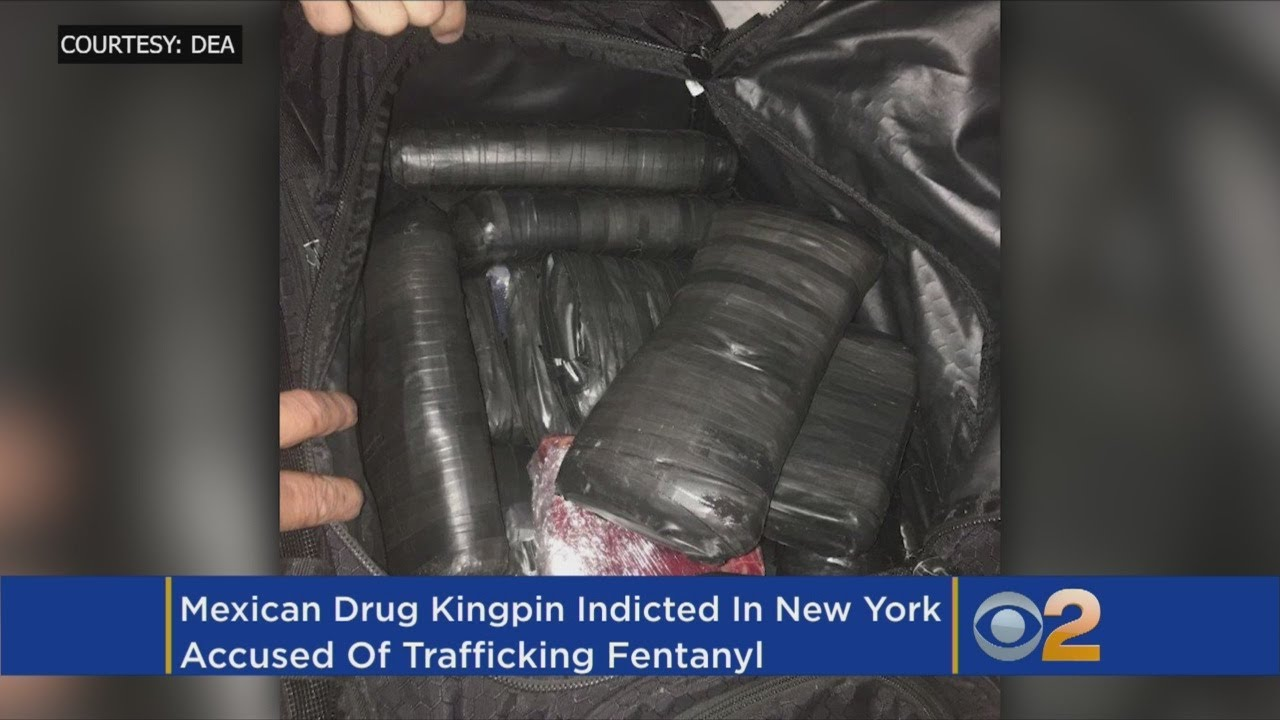 Alleged Mexican Kingpin Nabbed In Fentanyl Bust