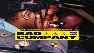 "A$AP Rocky x Blocboy JB – ""Bad Company"" [OFFICIAL AUDIO]"