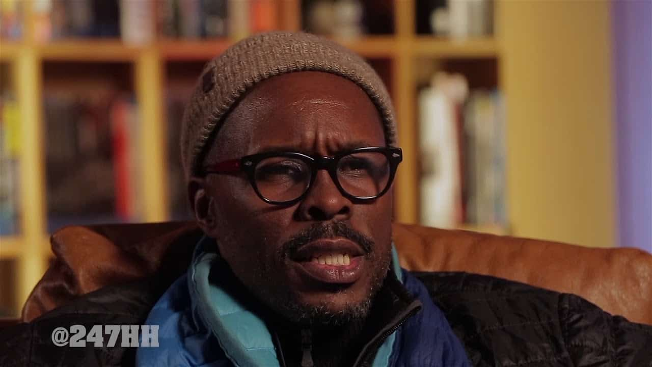 Wood Harris Tells The Story Of A Funny Cam'ron Moment During Filming Of Paid In Full