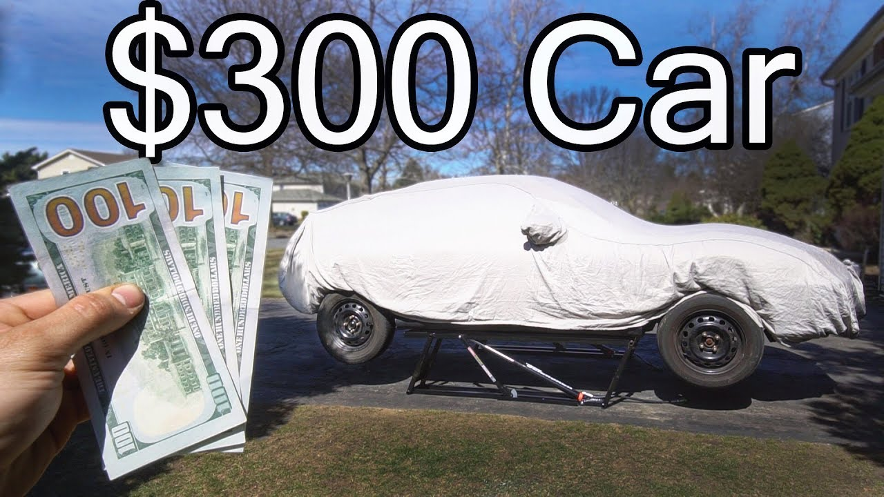 How To Buy A Used Car That Runs & Drives For $300