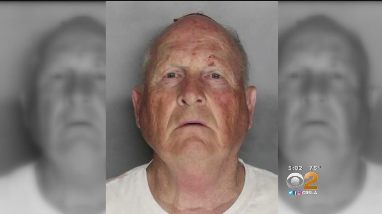 Suspected 'Golden State Killer' Arrested In Sacramento Area