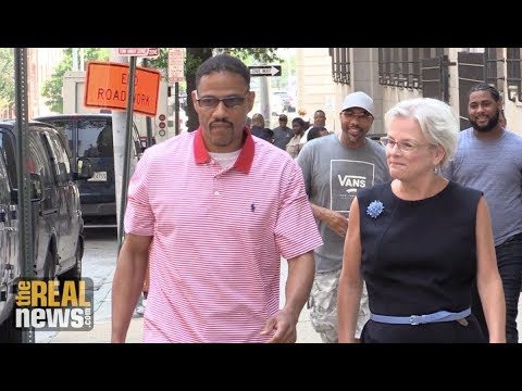 Jerome Johnson Of Baltimore Released After Spending 30 Years In Prison For A Murder He Didn't Commit