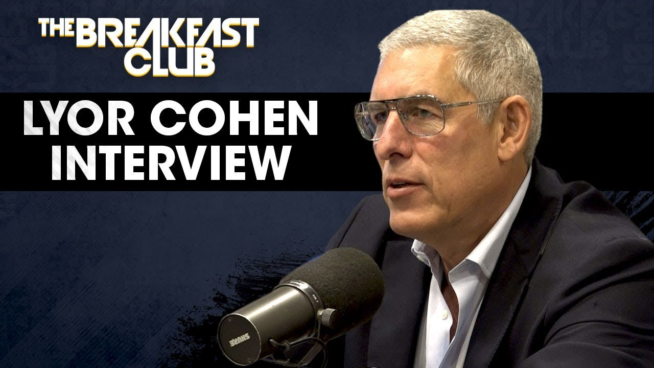 Lyor Cohen Denies Knowing Who Dame Dash Is; Dame Reacts