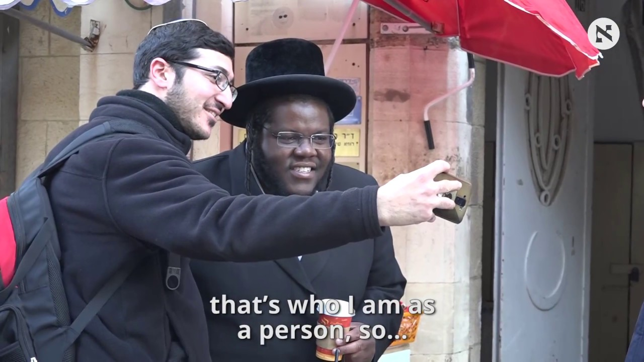 Nissim Black: The Gangster Rapper Who Became An Ultra-Orthodox Jew