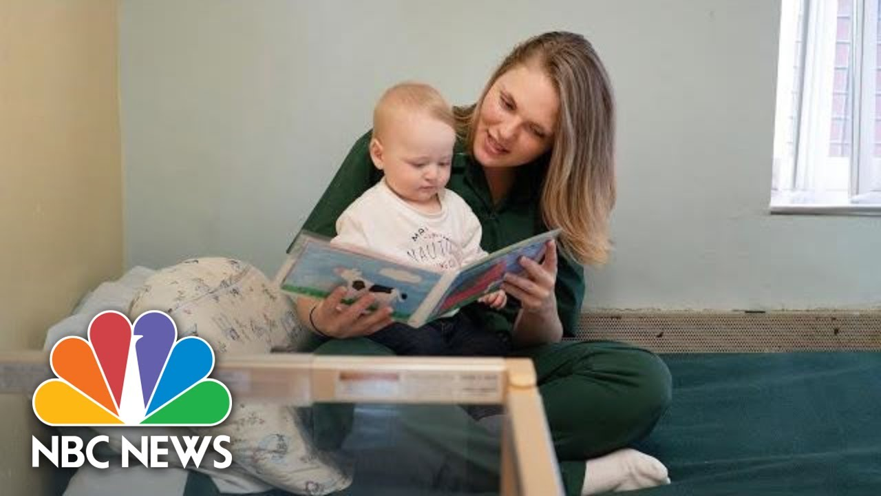 Raised In Prison: How Incarcerated Mothers Parent Their Babies Behind Bars
