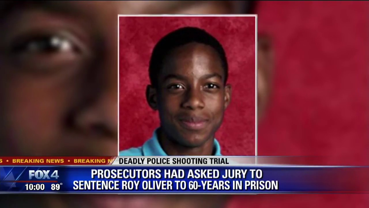 Roy Oliver Sentenced To 15 Years In Prison, $10,000 Fine For Murdering Teen Jordan Edwards