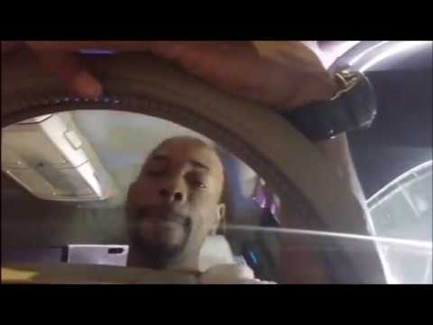 Watch This Black Man Get Pulled Over By Police For Speeding With No License Or License Plate And Leave Without A Ticket!!!