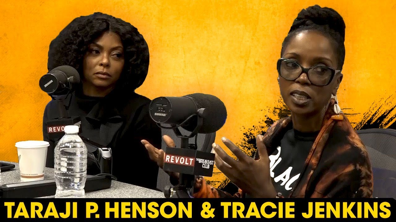 Taraji P. Henson & Tracie Jenkins Talk Mental Health, Anxiety and Their Nonprofit Organization