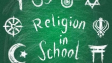 There should be no religion in schools