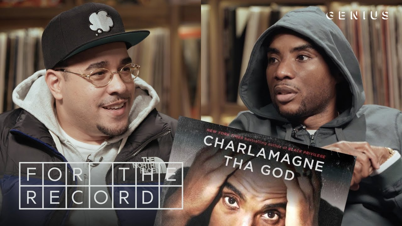 Charlamagne Tha God Discusses His Book 'Shook One,' Mental Health And Kanye West