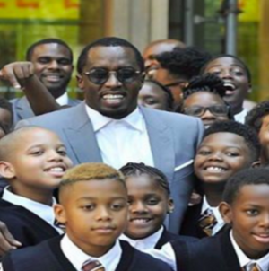 Diddy Pledges $1 Million To Open Capital Prep's Third Charter School In The Bronx