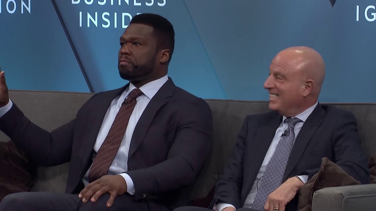 50 Cent Explains His $150 Million TV Deal with STARZ CEO Chris Albrecht