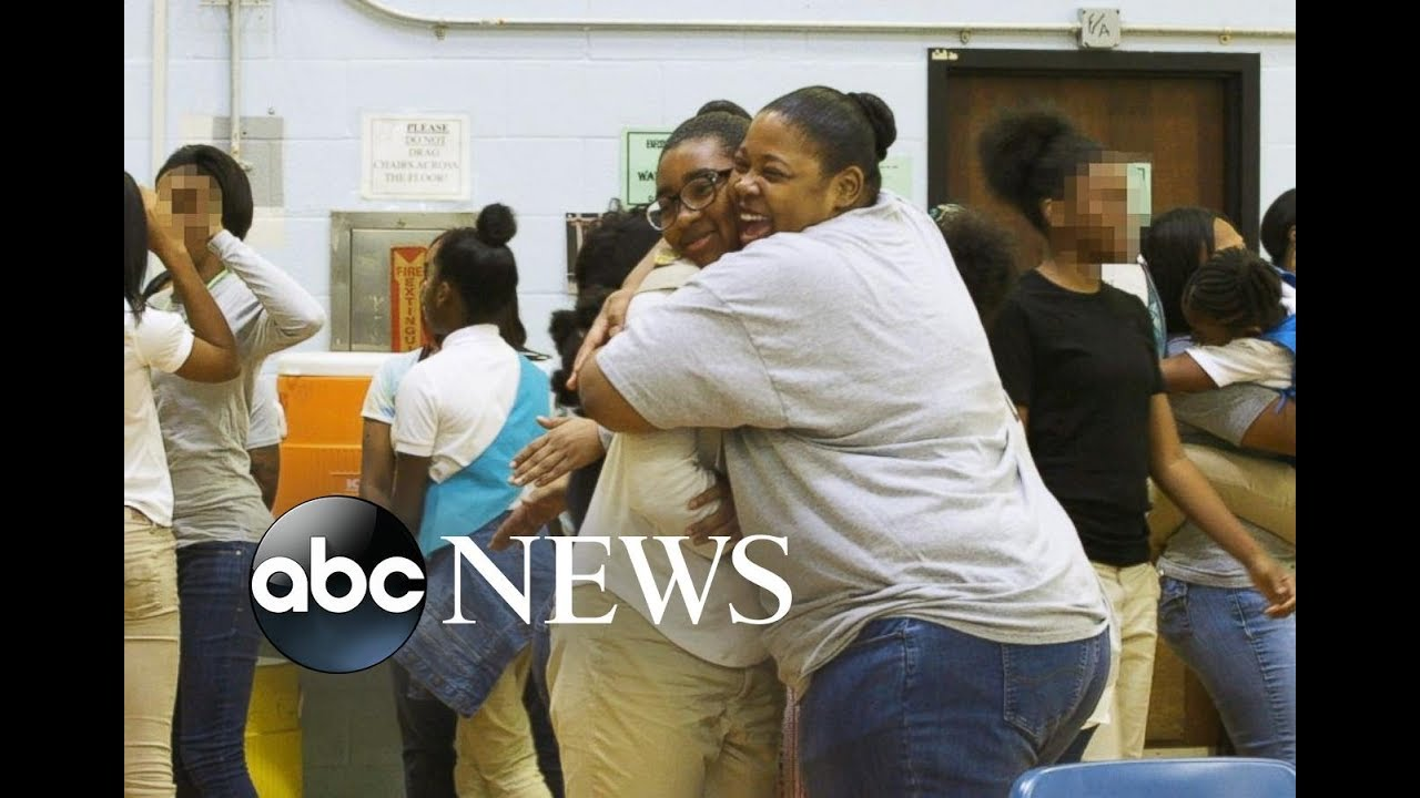 This Girl Scout Troop Visits Their Moms In Prison