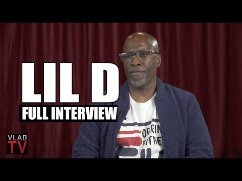 Lil D on Becoming Crack King, Getting 35 Years, Obama Clemency